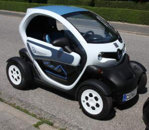 Elektrisches Fahren Elektroauto elektrische LKWs