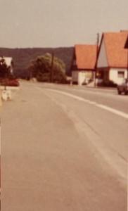 B252 Berndorf vor 40 Jahren